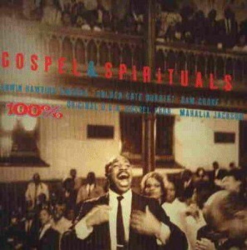 Bild 1: 100% Gospel & Spirituals, Edwin Hawkins Singers, Golden Gate Quartet, Orig. U.S.A. Gospel Choir, Odetta..
