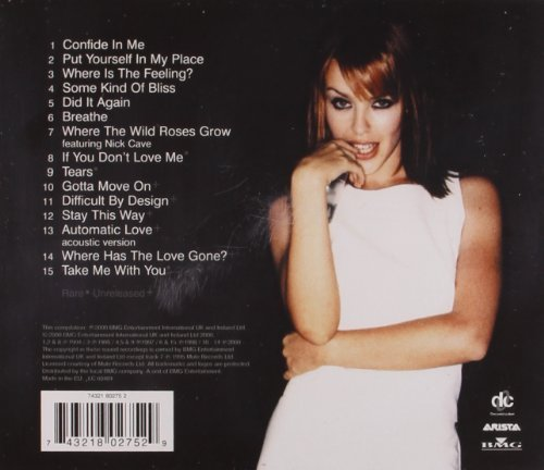 Bild 2: Kylie Minogue, Hits+ (compilation, 15 tracks, 2000)