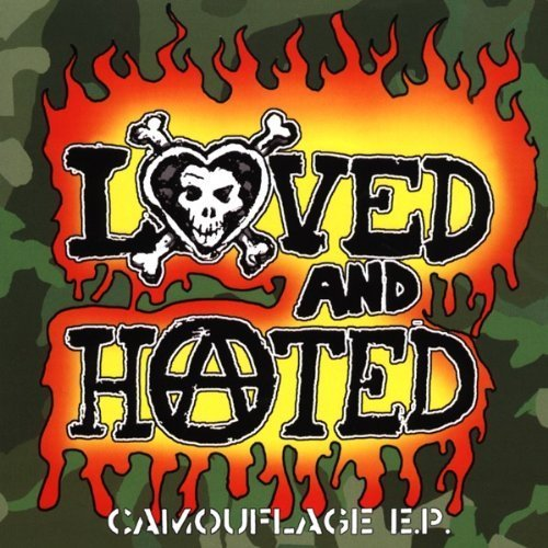 Bild 1: Loved and Hated, Camouflage e.p. (2000/01)