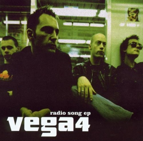 Bild 1: Vega 4, Radio song EP (2003)