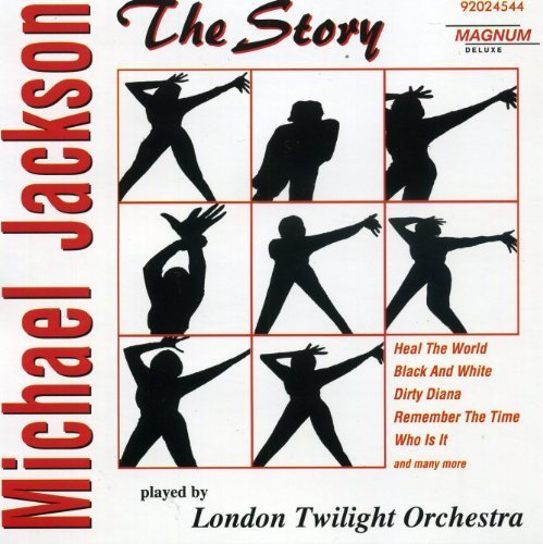 Фото 1: Michael Jackson, Story (#9224544, played by London Twilight Orchestra)