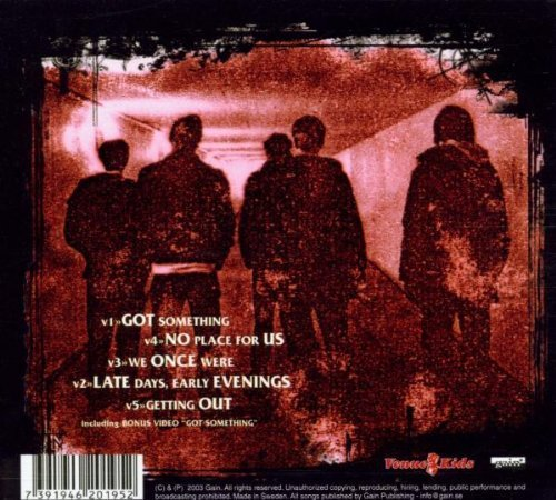 Bild 2: Venue Kids, We got something (5 tracks/video, 2003, digi)