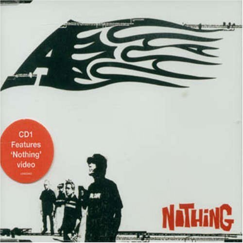 Bild 1: A, Nothing-CD1 (2002)