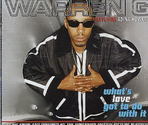 Bild 1: Warren G, What's love got to do with it (US, 2 tracks, 1996, cardsleeve, feat. Adina Howard)