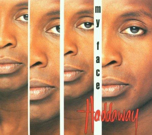 Bild 1: Haddaway, My face (digi)