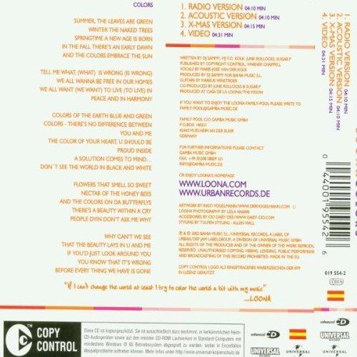 Bild 2: Loona, Colors (2002)