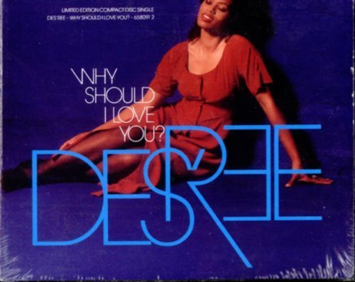 Bild 1: Des'ree, Why should I love you? (1992)