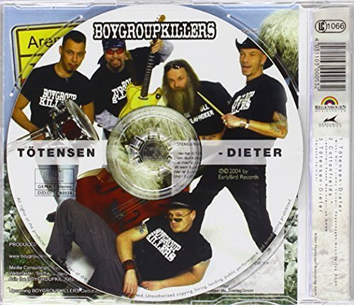 Bild 2: Boygroupkillers, Tötensen-Dieter (2004, feat. Wolle 'Das Tier')