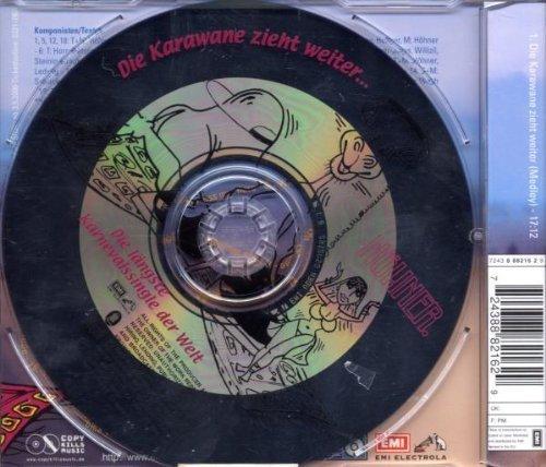 Bild 2: Höhner, Die längste Karnevalssingle der Welt (2000)