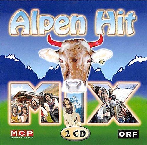 Bild 1: Alpen Hit Mix, Mayrhofner, Marc Pircher, Südtiroler Spitzbuam..
