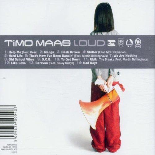 Bild 2: Timo Maas, Loud (2001)