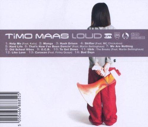 Bild 4: Timo Maas, Loud (2001)