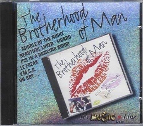 Bild 1: Brotherhood of Man, Kiss me, kiss your baby.. (compilation, 16 tracks)