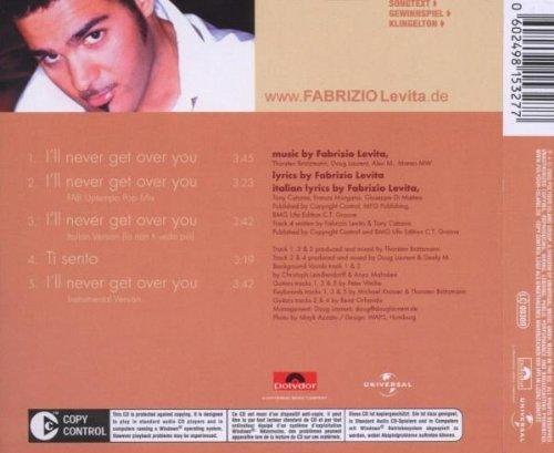 Bild 2: Fabrizio, I'll never get over you (2003)