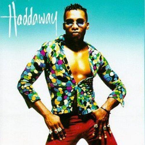 Bild 1: Haddaway, Same (US, 13 tracks, 1993)