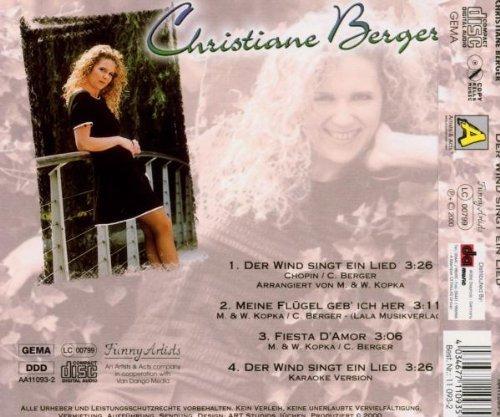 Bild 2: Christiane Berger, Der Wind singt ein Lied (2000)