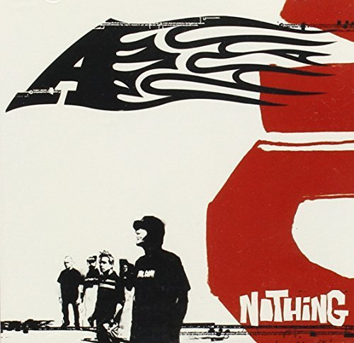 Bild 1: A, Nothing (DVD-Single, 2002)