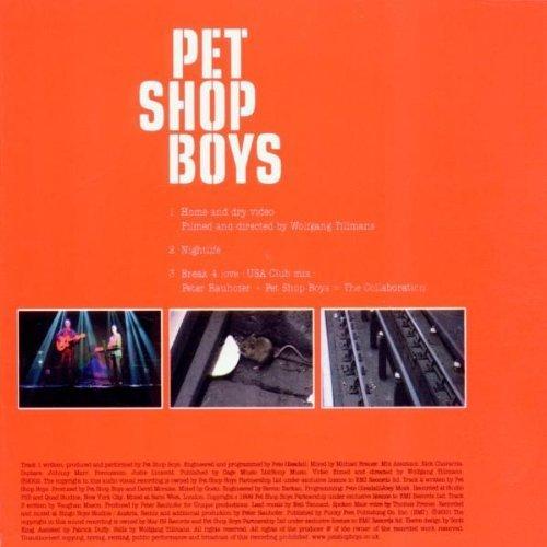 Bild 2: Pet Shop Boys, Home and dry (2002, DVD-Single)