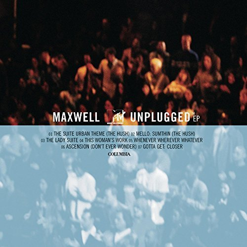 Bild 1: Maxwell, MTV unplugged ep (US, 1997; 7 tracks)