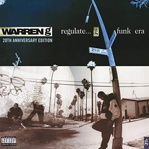 Bild 1: Warren G, Regulate...G funk era (1994/2000, incl. video of 'Regulate')