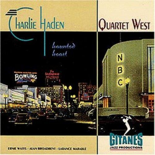 Bild 1: Charlie Haden-Quartet West, Haunted heart (1992)