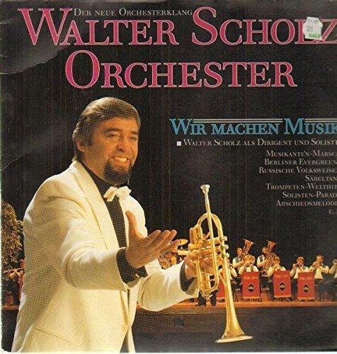Bild 1: Walter Scholz, Wir machen Musik (1987)