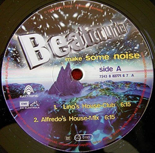 Bild 1: Beatcounter, Make some noise (1996)