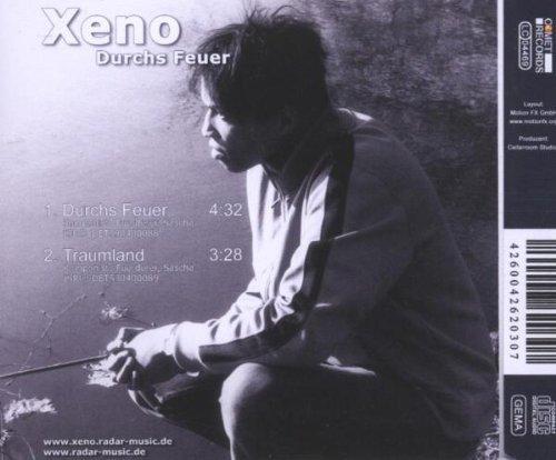 Bild 2: Xeno, Durchs Feuer (2004; 2 tracks)