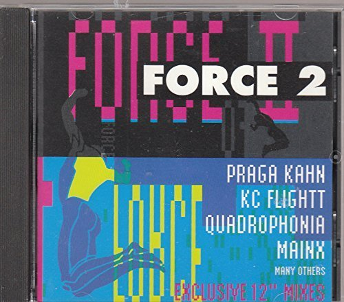 Bild 1: Force 2-Exclusive 12'' Mixes (1992), Praga Khan, Meng Syndicate, Kc Flightt, Quadrophonia, Holy Noise..