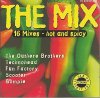 The Mix-16 Mixes, hot and spicy (1995), Outhere Brothers, Pizzaman, Celvin Rotane, Tag Team, Scooter, Technohead..