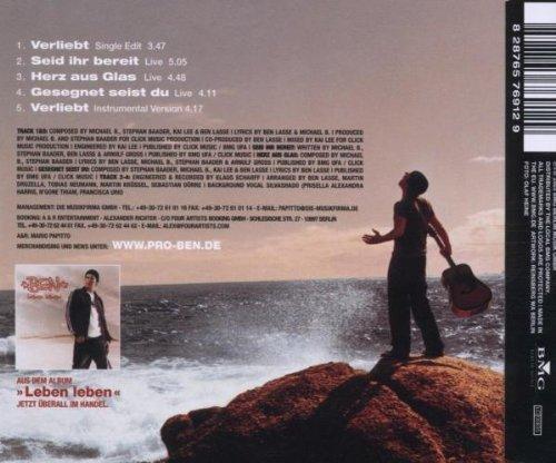 Bild 2: Ben, Verliebt (2003)