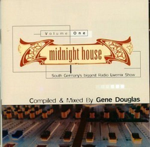 Bild 1: Gene Douglas, Midnight house 1 (mix, 1999)