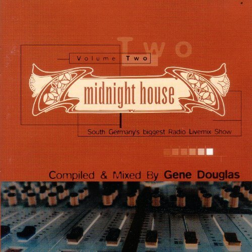 Bild 1: Gene Douglas, Midnight house 2 (mix, 1999)