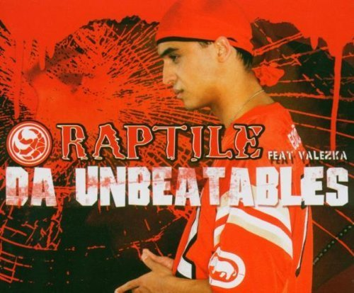Bild 1: Raptile, Da unbeatables (2004; 8 tracks/video)