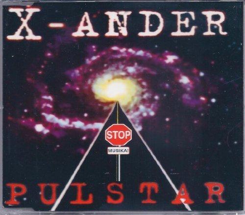 Bild 1: X-Ander, Pulstar/Musika! (2 versions each, 1997)