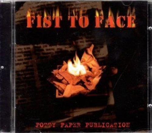 Bild 1: Fist To Face, Potty paper publication (1998)