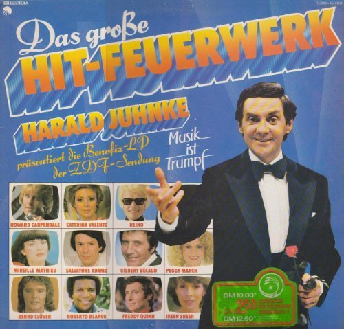Bild 1: Harald Juhnke, Das große Hit-Feuerwerk (Howard Carpendale, Caterina Valente, Gilbert Bécaud, Ireen Sheer..)
