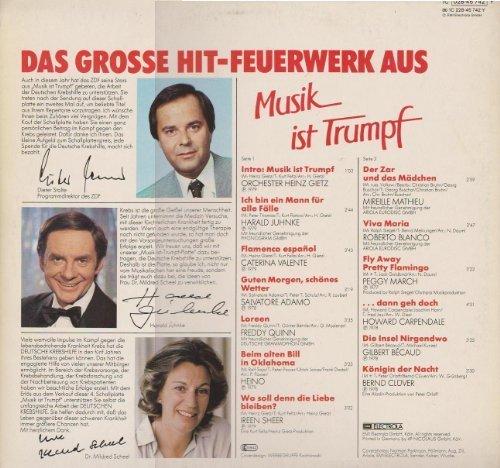 Bild 2: Harald Juhnke, Das große Hit-Feuerwerk (Howard Carpendale, Caterina Valente, Gilbert Bécaud, Ireen Sheer..)