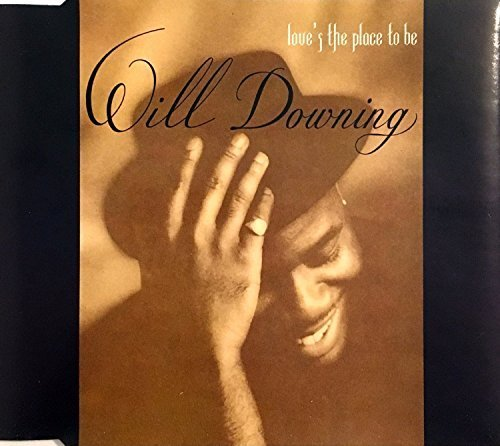 Bild 1: Will Downing, Love's the place to be (1993, feat. Audrey Wheeler)
