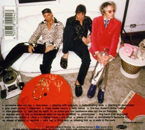 Bild 2: Duran Duran, Pop trash (2000, digi)