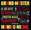 Grand-Master Maniac-Mix (1992), Captain Hollywood, D.J. Bobo, Mc Sugar, Technotropic..