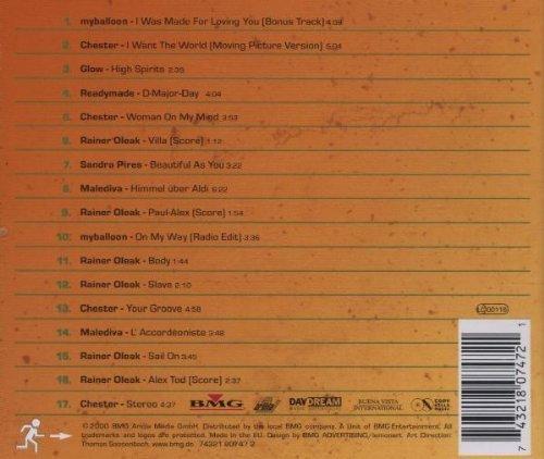 Bild 2: Der Himmel kann warten (2000), Myballoon, Chester, Glow..