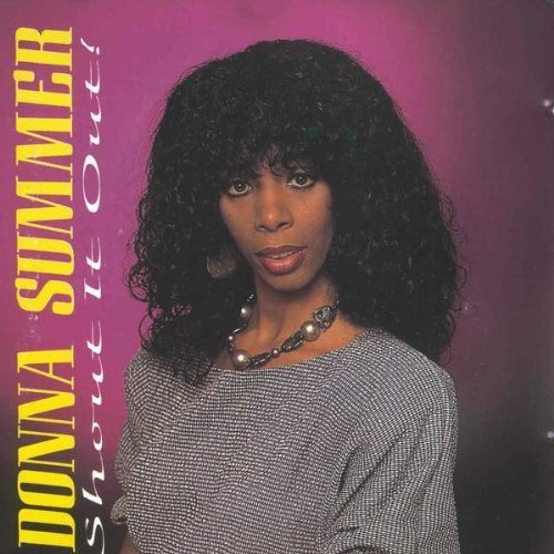 Bild 1: Donna Summer, Shout it out (#jhdo22)