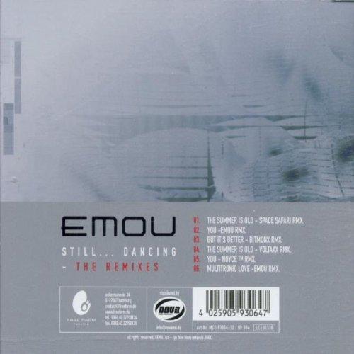 Bild 2: Emou, Still..dancing-The Remixes (2002)