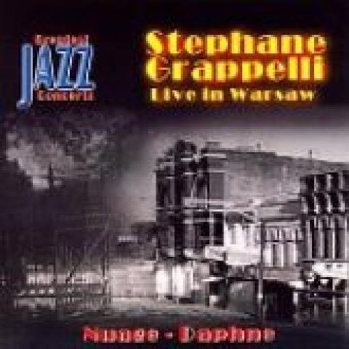 Bild 1: Stephane Grappelli, Nuage-Daphne-Live in Warsaw (greatest jazz concerts-series)