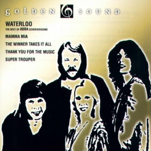 Bild 1: Abba, Golden sound-The best of Abba coverversions