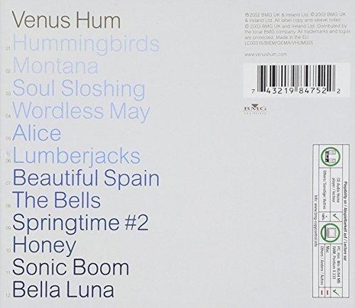 Bild 2: Venus Hum, Big beautiful sky (2003)