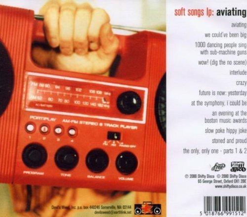 Bild 2: Jackdrag, Soft songs lp: aviating (2000)