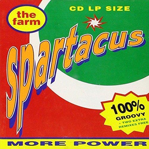 Bild 1: Farm, Spartacus (1991; 12 tracks incl. 2 remixes)