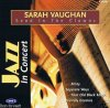 Sarah Vaughan, Send in the clowns (13 tracks, jazz in concert series)
